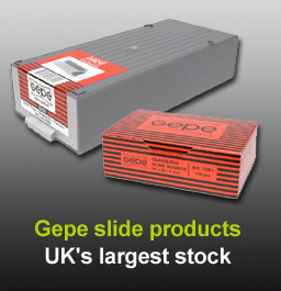 Largest UK stockist of Gepe products