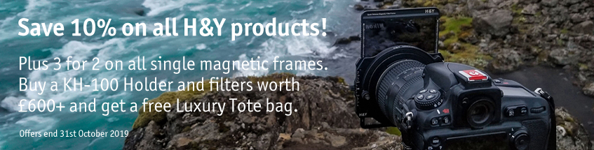 Save 10% on all H&Y filters and hardware