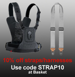 10% off straps and harnesses this month