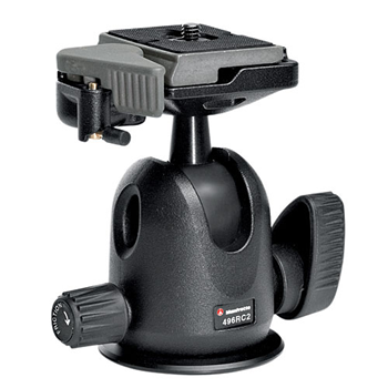 Manfrotto 496RC2 Compact Ball Head