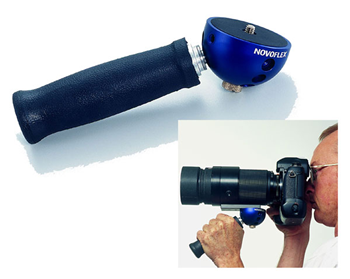 Novoflex BB-GRIFF Handgrip for Basic Bal