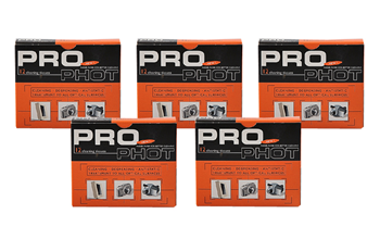 Prophot Wipes 12 Sachet Pack x 5
