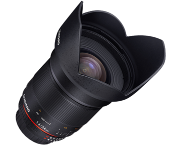 Samyang 24mm f1.4 ED AS IF UMC Canon