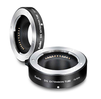 Kenko 10 16 Extension Tube Set for Mic