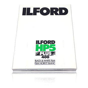 Ilford HP5 Plus 5x4 25 sheets