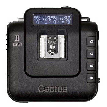 Cactus V6 II Wireless Flash Transceiver