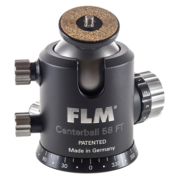 FLM CB-58FTR Ball Head