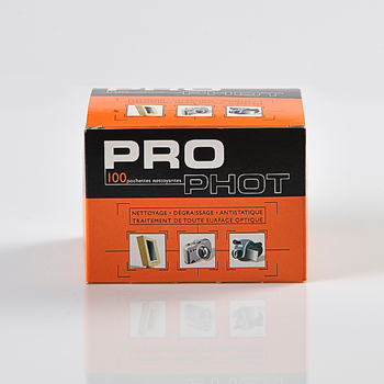 Prophot Wipes 100 Sachet Pack