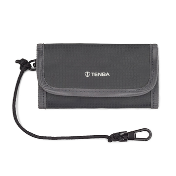 Tenba Reload SD9 Card Wallet grey