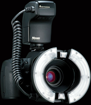 Nissin MF18 Ring Flash Canon
