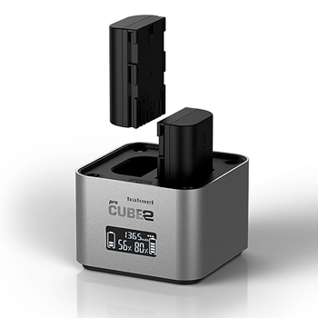 Hahnel ProCube 2 Twin Charger for Cano