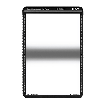H&Y K-Series Glass MRC ND0.6 Centre