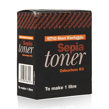 Fotospeed ST10 Traditional Sepia Toner 1