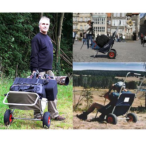 Beach rolly alternative  Eckla BeachRolly - Trolleys/Mats/Seats