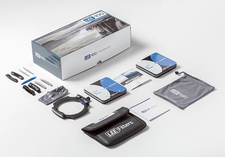 Lee 100mm Long Exposure Kit - Filters Kits Sets