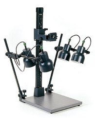 Kaiser RS1 Copy Stand with RB2 Lighting Unit