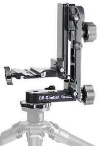 Custom Brackets Gimbal Head