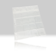 Secol A-S 35mm Slide Filing Pages (1