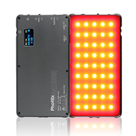 Phottix M200R RGB LED Light & Powerb