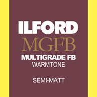 Ilford Multigrade FB Warmtone Semi-Matt
