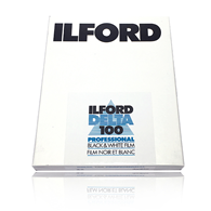 Ilford Delta 100 5x4 25 sheets