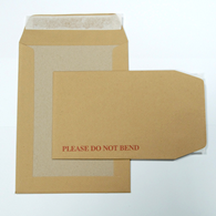 Kenro Board Backed Envelopes 7x9.5 (12
