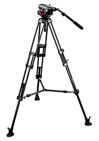 Manfrotto 546B Tripod with 504HD Head