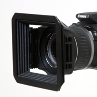 Custom Bellows 84mm Lens Shade for Cok