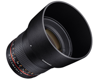 Samyang 85mm f1.4 AS IF UMC Canon
