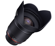 Samyang 16mm f2 ED AS UMC CS Canon