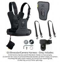 Cotton Carrier G3 for 1 Camera & B