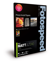 Fotospeed Matt Ultra 240