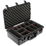 Peli 1555 Air Case with Trekpak Insert