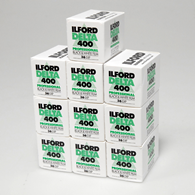 Ilford Delta 400 35mm 135-36 10 Pack