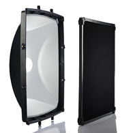 Elinchrom Square Reflector 44cm with Gri