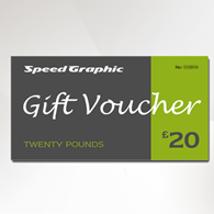Speed Graphic Gift Voucher