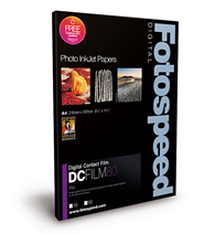 Fotospeed DC Digital Contact Film