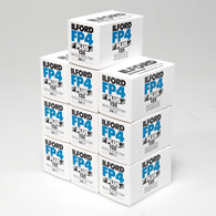 Ilford FP4 Plus 136-36 10 Pack