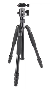 Sirui T-004S Tripod black with B-00K Head
