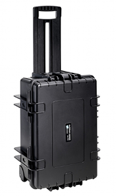 B&W 6700 Case with Dividers black