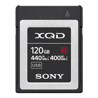 Sony XQD G Series 120GB