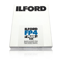 Ilford FP4 Plus 5x4 25 sheets