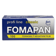 Fomapan 100 120 Roll Film