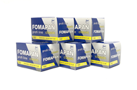 Fomapan 100 35mm 135-24 5 Pack