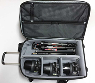 Elinchrom Protec 3 Head Rolling Case