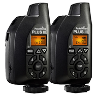 PocketWizard Plus III Transceiver Twin S