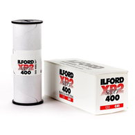 Ilford XP2 Super 120 Roll Film 5 Pac