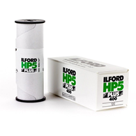 Ilford HP5 Plus 120 Roll Film 5 Pack