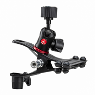 Manfrotto 175F-2 Clamp with Flash Shoe