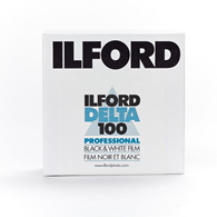 Ilford Delta 100 35mm Bulk Roll 30.5m%